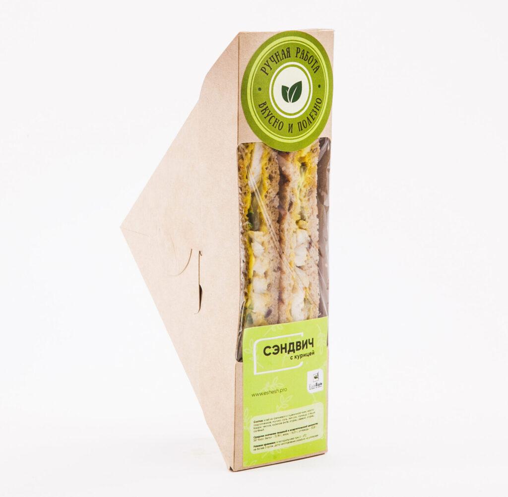 Бумажная этикетка без отделки на коробку | упаковку | пищевых продуктов