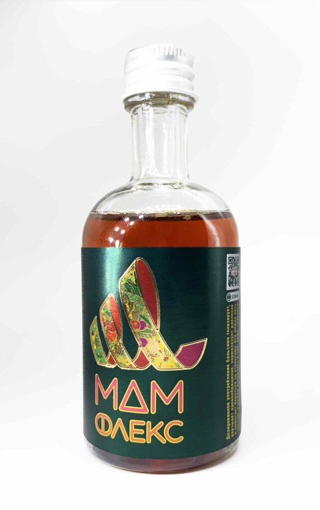 Этикетка на металлизированной бумаге с логотипом на бутылку алкоголя